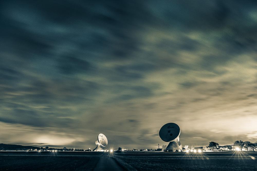 Erdfunkstelle Raisting Heiner Weiss Photography Astro